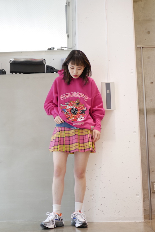 VETEMENTS 【60%OFF】SCHOOL GIRLスカート【19SS】