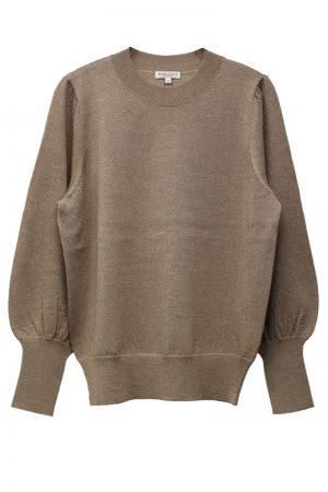 DEMYLEE 【PAY BACK 10%OFF (10/18〜10/22)】ラメニットトップス[19AW]