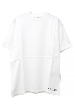 GOLDEN GOOSE DELUXE BRAND 裾ロゴTシャツ【19AW】