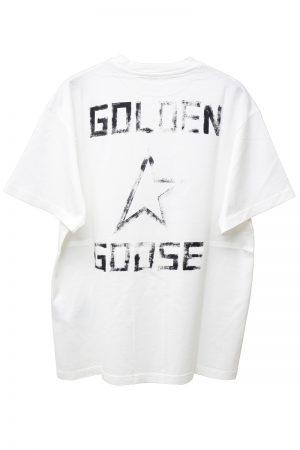 GOLDEN GOOSE DELUXE BRAND バックロゴTシャツ【19AW】