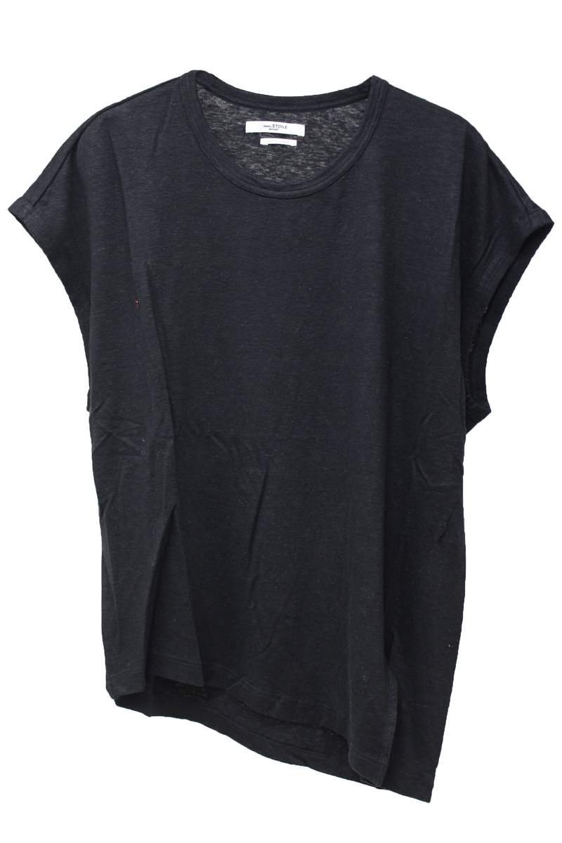ISABEL MARANT ETOILE 【40%OFF 】リネンTシャツ [19AW]