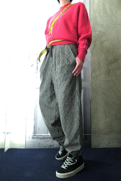 ISABEL MARANT ETOILE 【40%OFF 】ストライプパンツ [19AW]
