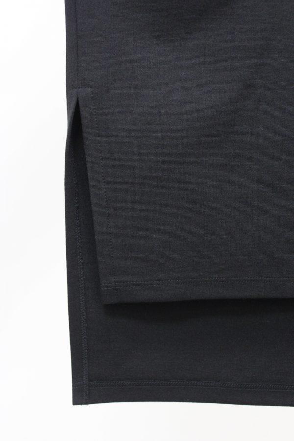 MM6 MAISON MARGIELA ラミネートプリントTシャツ【19AW】