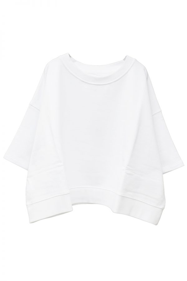 MAISON MARGIELA スウェットワイドTシャツ[19AW]