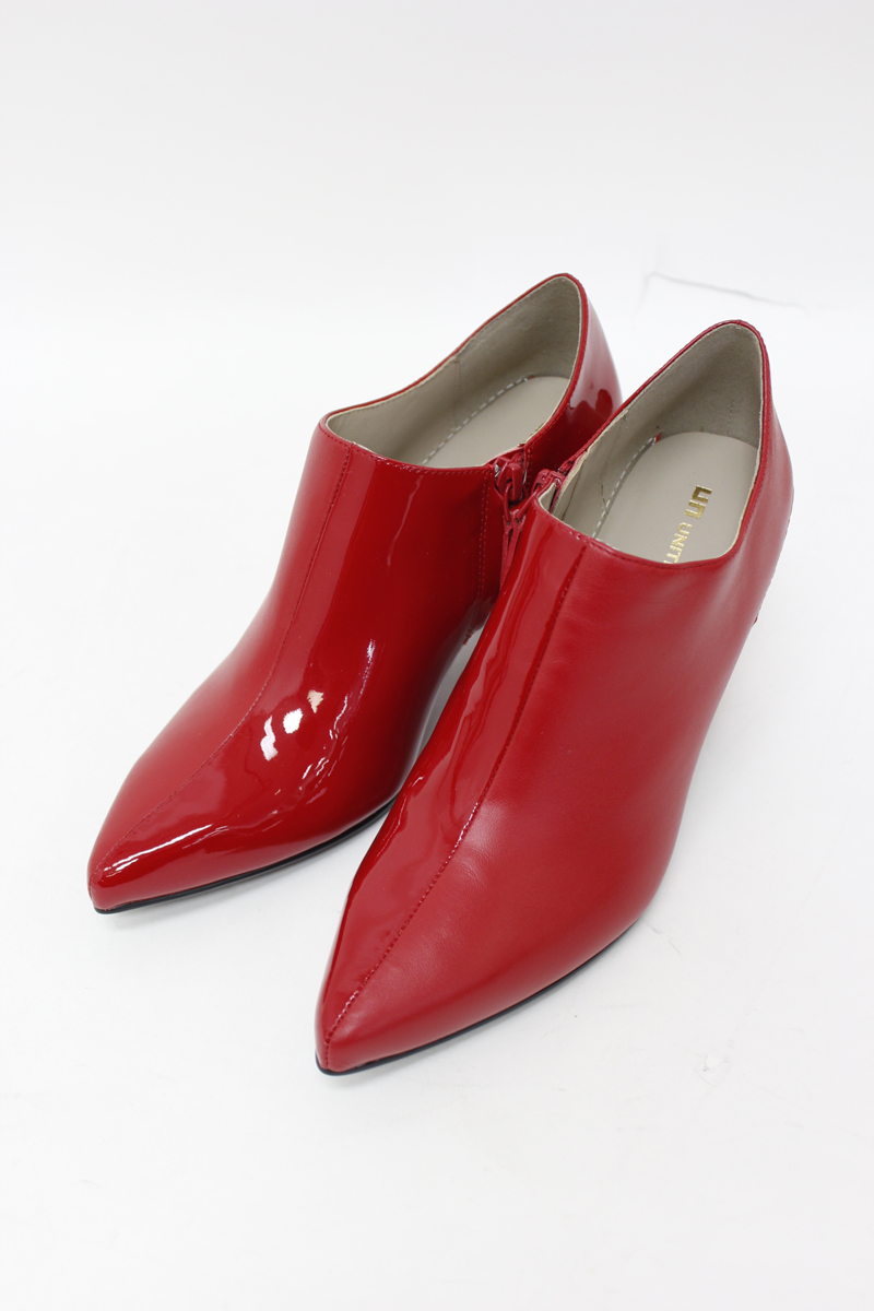 UNITED NUDE 【30%OFF 】Delta Pure Pump(RED)【19AW】