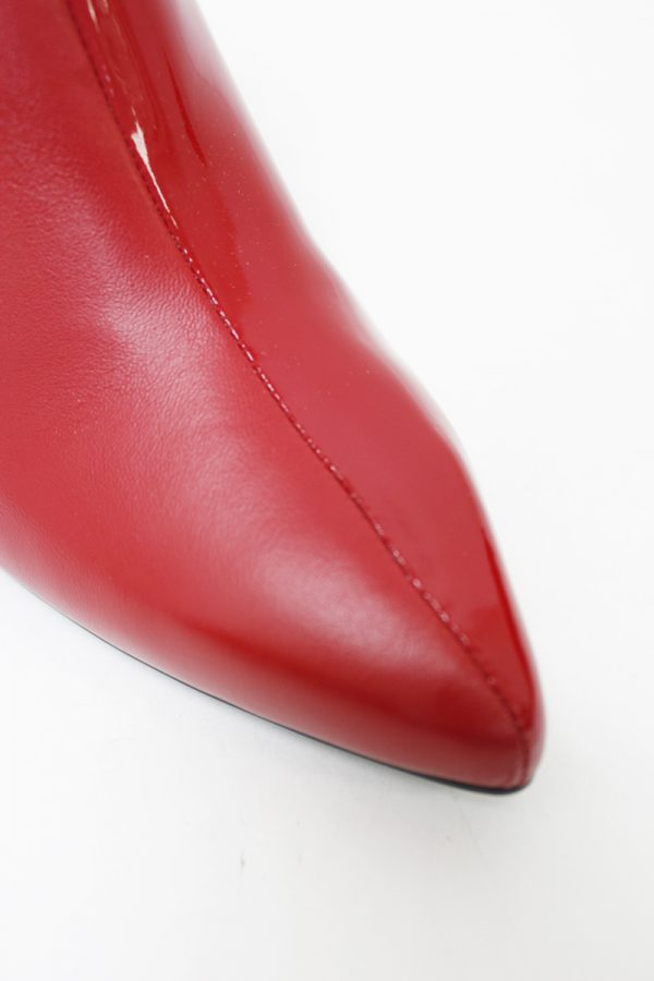 UNITED NUDE Delta Pure Pump(RED)【19AW】