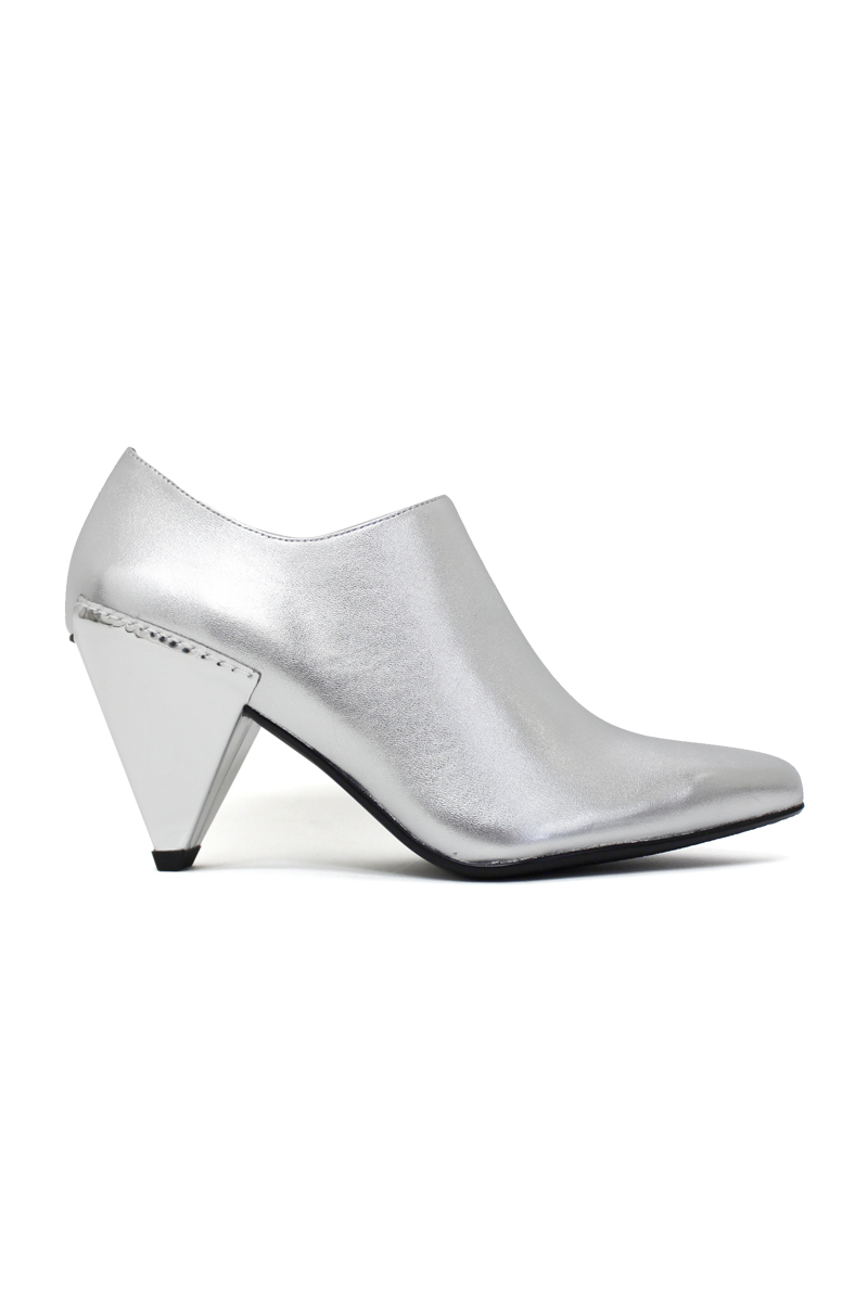 【PAY BACK 10%OFF (10/18〜10/22)】Delta Pure Pump(SILVER)【19AW】