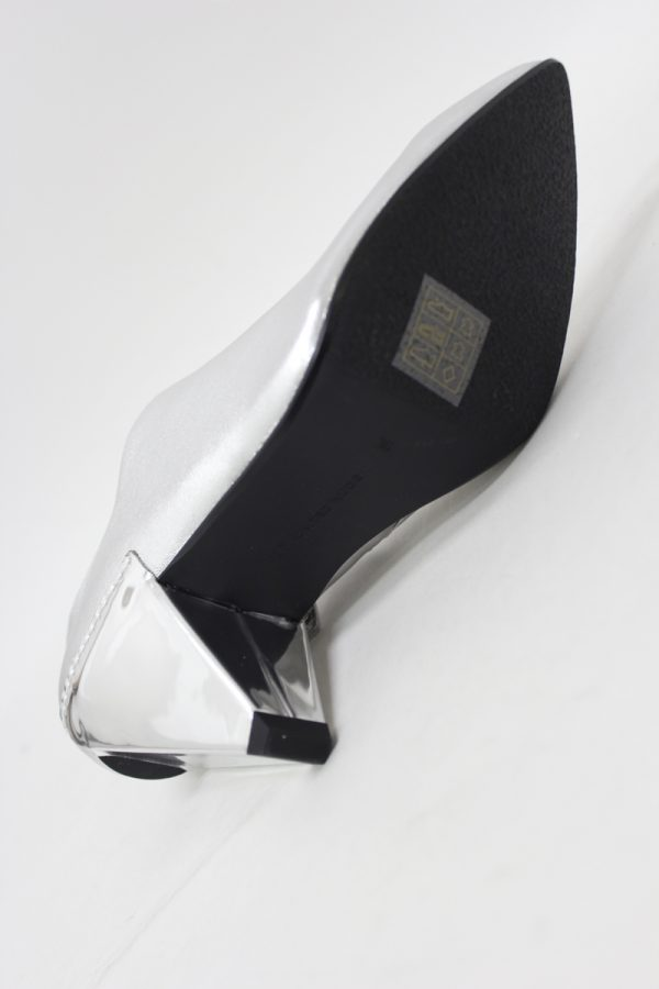 UNITED NUDE 【30%OFF 】Delta Pure Pump(SILVER)【19AW】