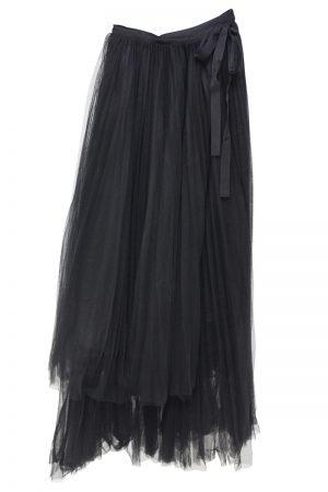 Chika Kisada チュールラップスカート【19AW】