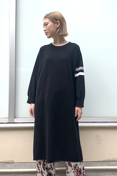 QUEENE and BELLE ニットドレス【19AW】