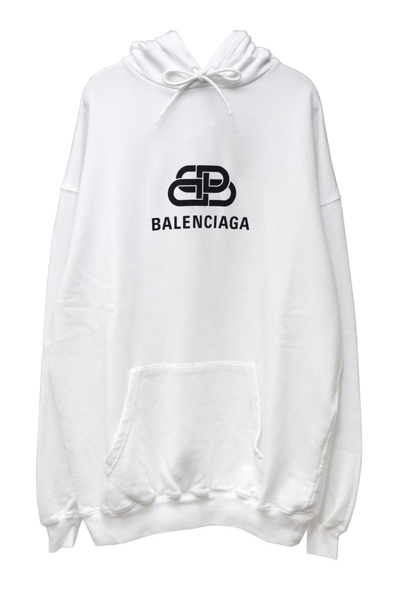 BALENCIAGA 【50%OFF】ロゴフーディー