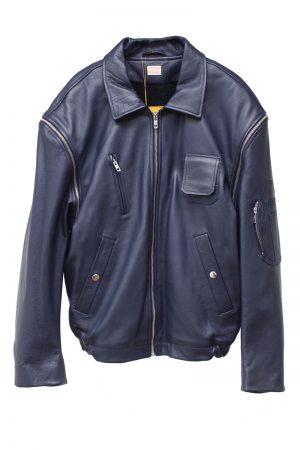 MAISON EUREKA 【40%OFF 】レザーフライトジャケット