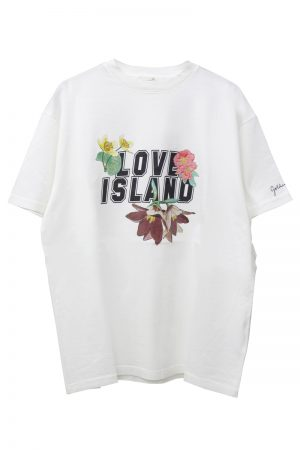 GOLDEN GOOSE DELUXE BRAND 【30%OFF 】ISLAND Tシャツ [19AW]