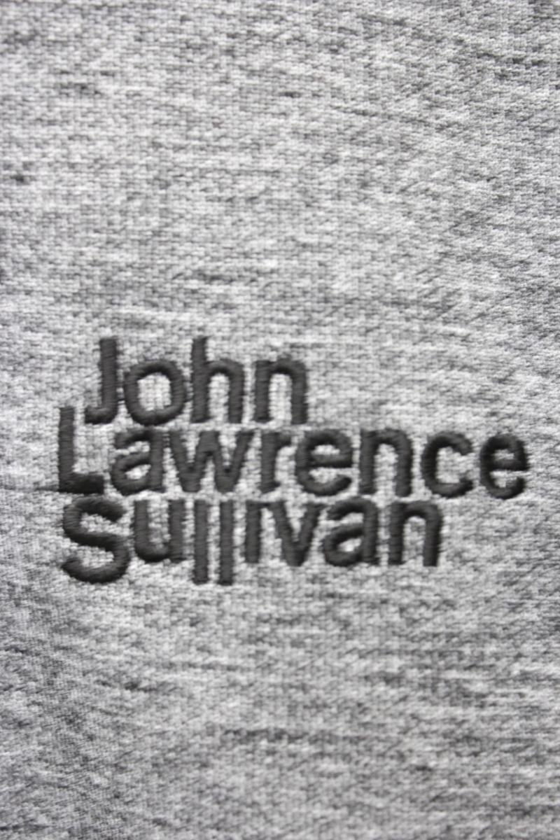 JOHN LAWRENCE SULLIVAN 【40%OFF 】ジップフードプルオーバーシャツ【19AW】