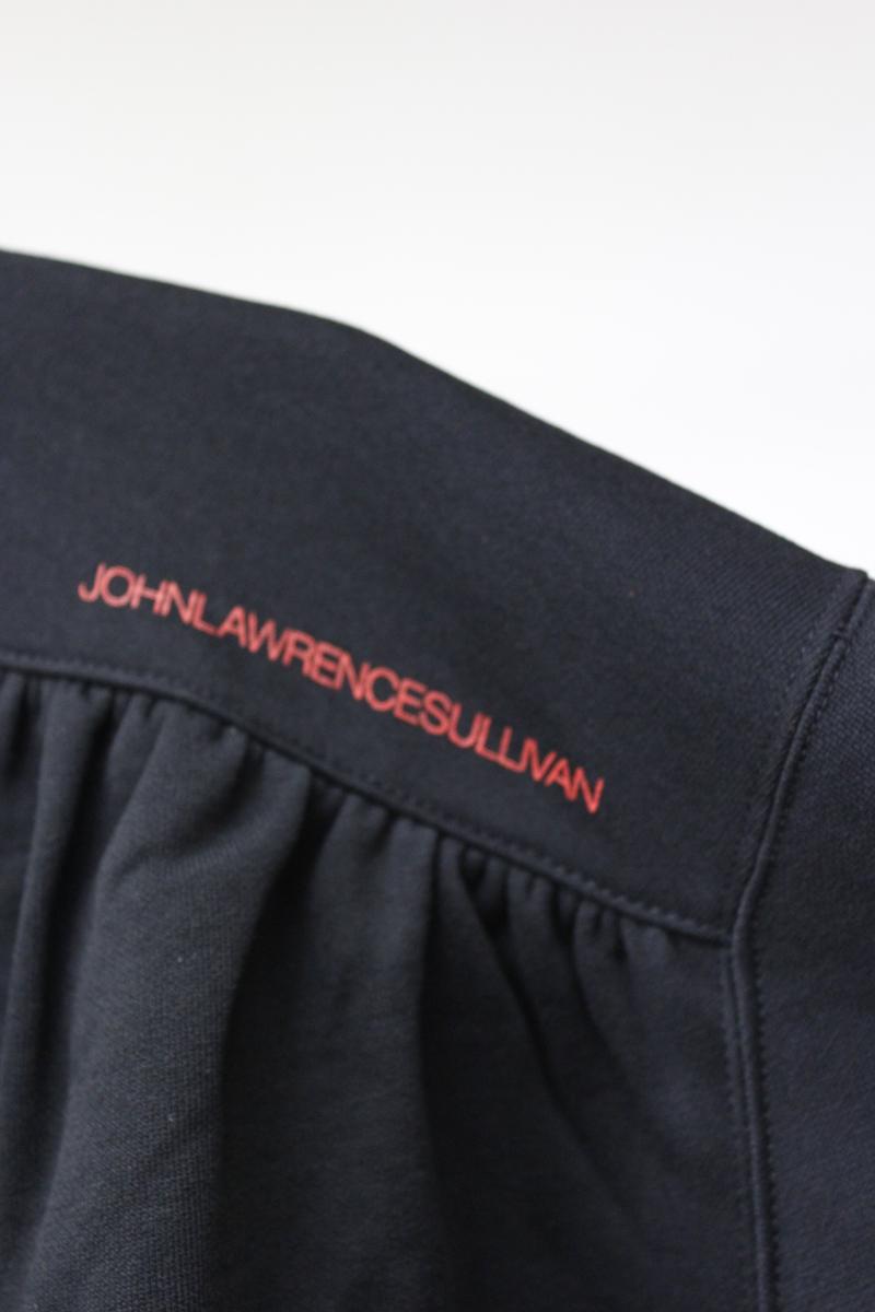 JOHN LAWRENCE SULLIVAN 【40%OFF 】ギャザースウェットトップス