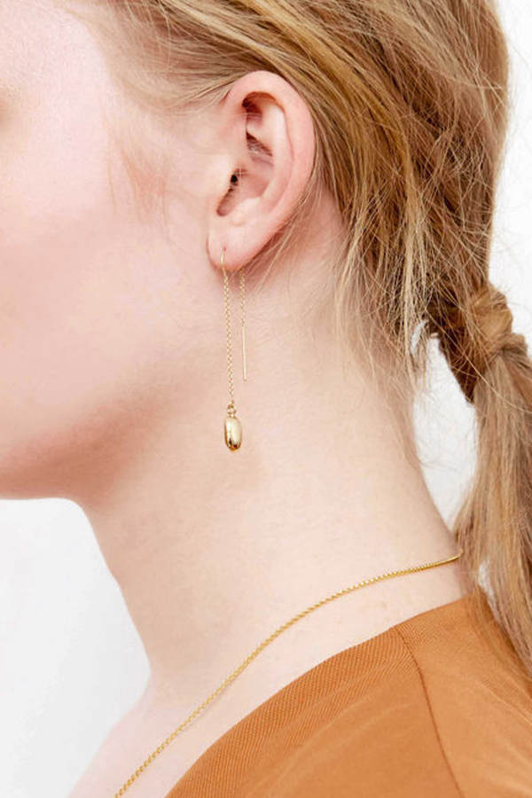 SASAI jewelry Drop Earring