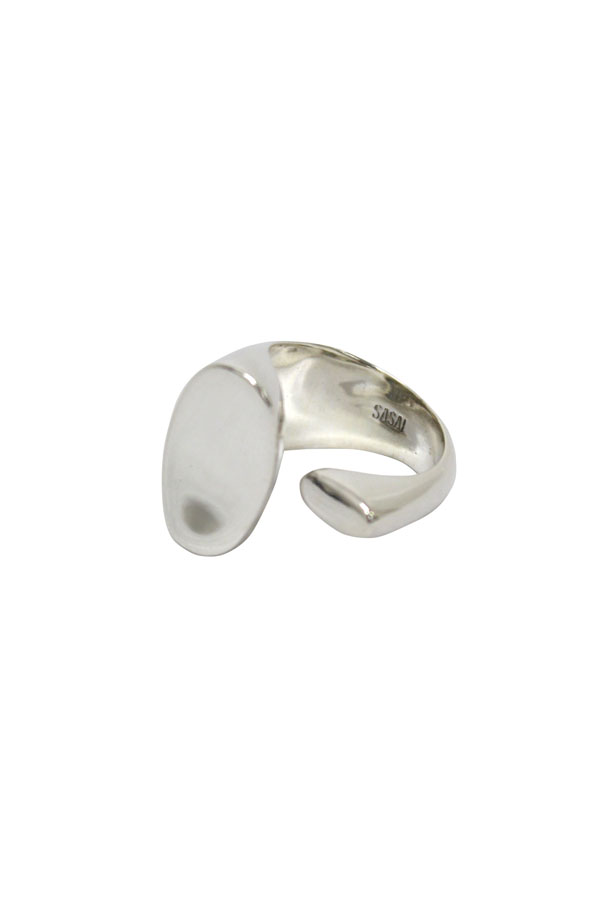 SASAI jewelry Inversion Cuff Ring