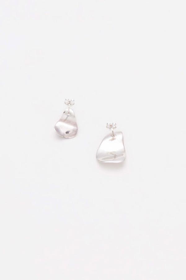 SASAI jewelry Iso-Petal Earring