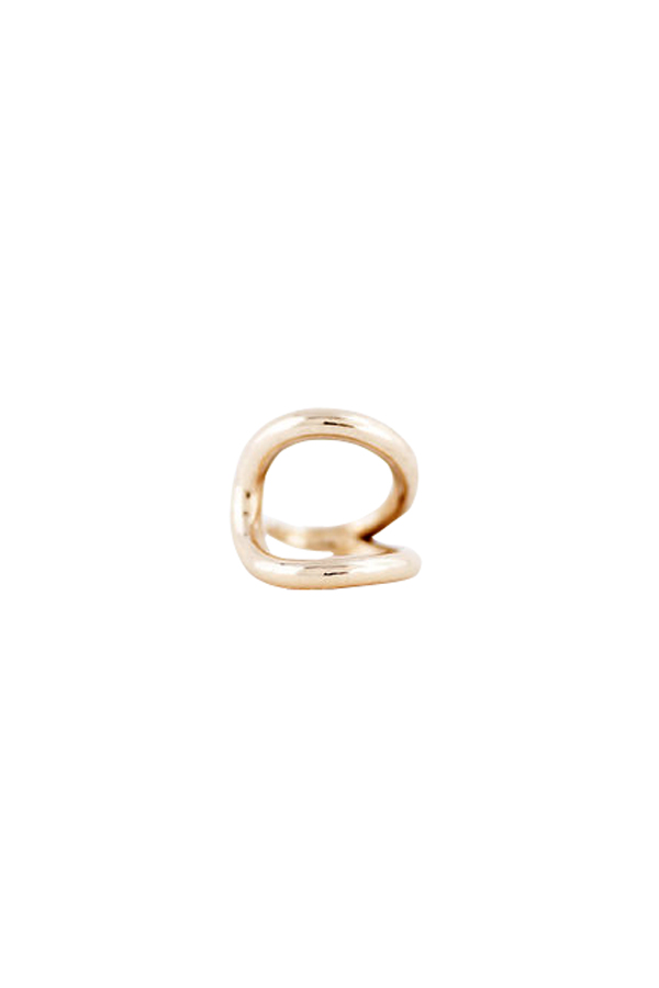 SASAI jewelry Loop Ring