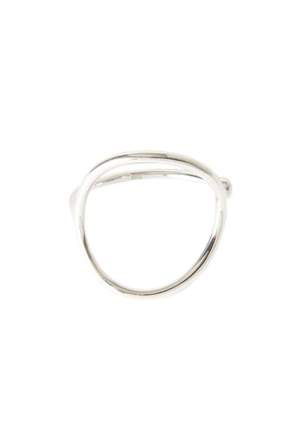 SASAI jewelry Shimai Bangle (SILVER) [19AW]
