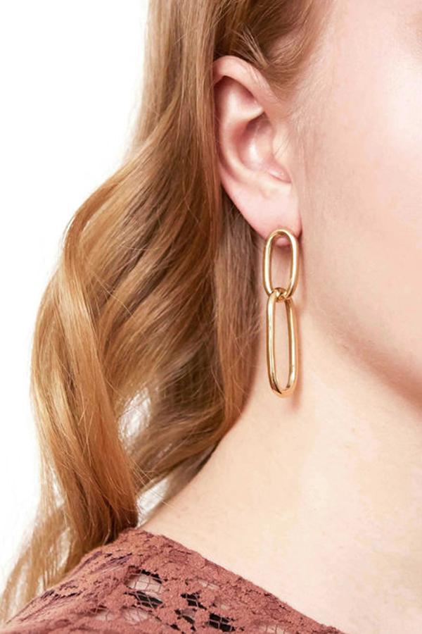 SASAI jewelry Triplet Earrings