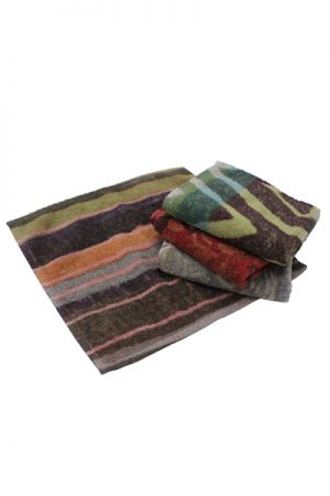 FRESCO towels マルチ柄ハンドタオル