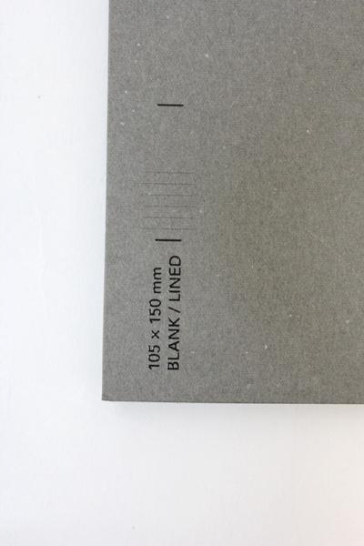 GOLDEN GOOSE DELUXE BRAND HAUS ノート 105×150 LINED