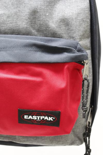 EASTPAK カラーポケットリュック(large)