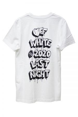 OFF-WHITE MARKERS Tシャツ【19AW】