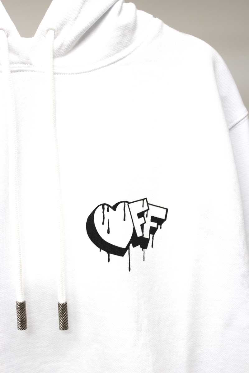 OFF-WHITE 【40%OFF】MARKERSフーディ【19AW】