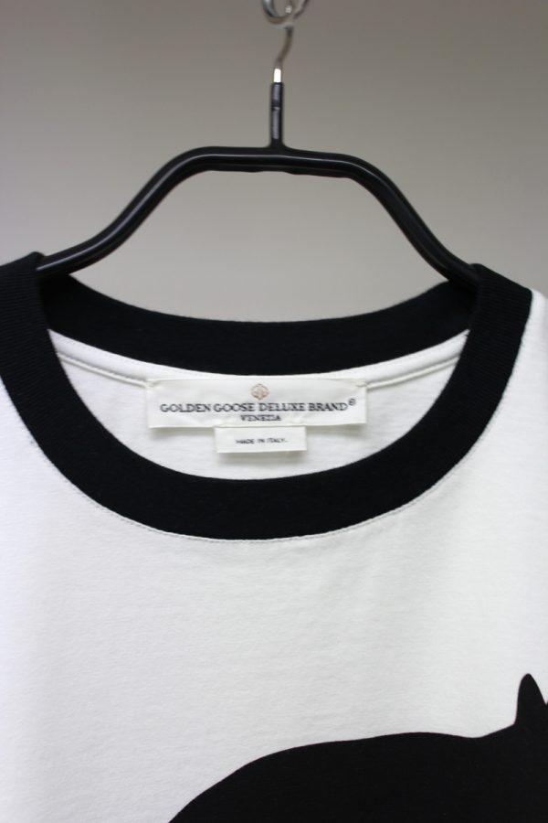 GOLDEN GOOSE DELUXE BRAND FOXプリントTシャツ【19AW】
