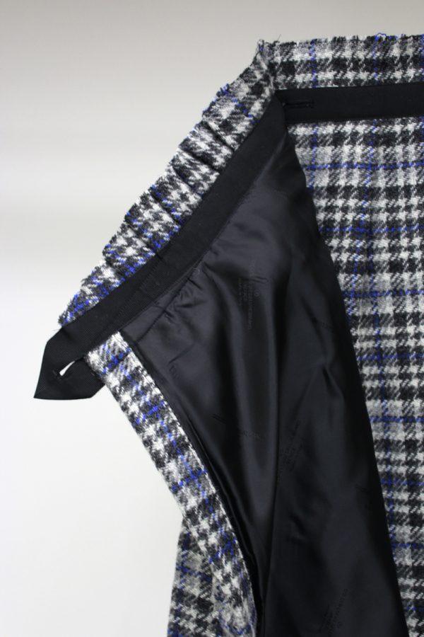 GOLDEN GOOSE DELUXE BRAND チェック柄プリーツスカート【19AW】