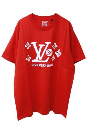EGY BOY LVgood Tシャツ