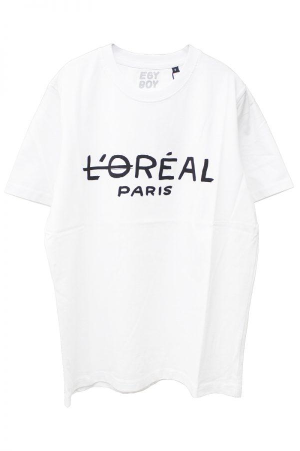 EGY BOY LO-REAL Tシャツ