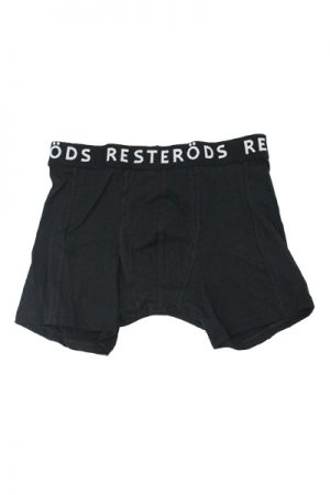 RESTERODS メンズボクサーパンツ(ロゴ中)