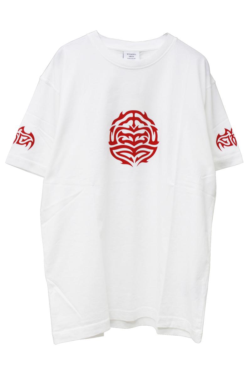 VETEMENTS 【40%OFF】LONGEVITY Tシャツ【20SS】