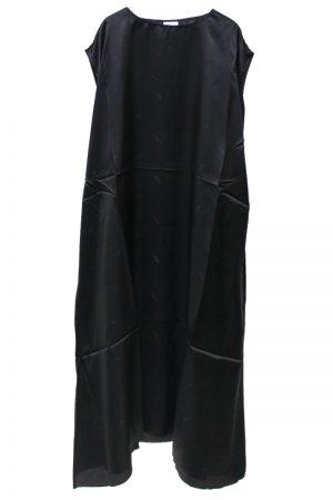 VETEMENTS 【40%OFF】ロゴプリントLININGドレス