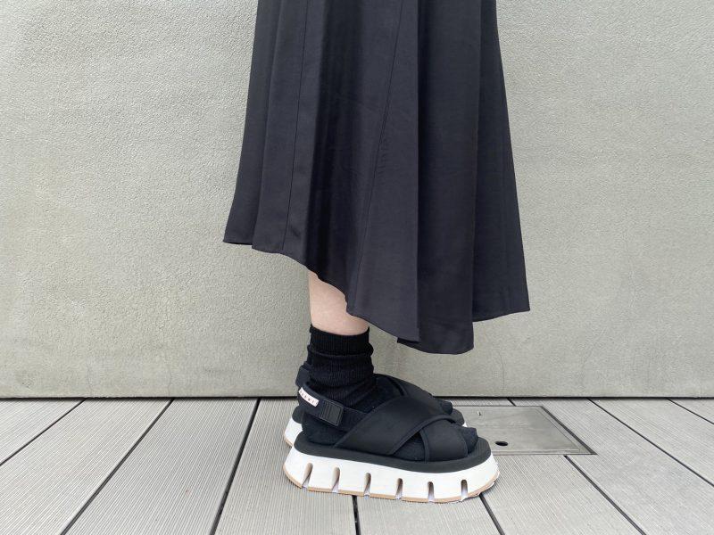 ISABEL MARANT ETOILE 【40%OFF】フレアスカート