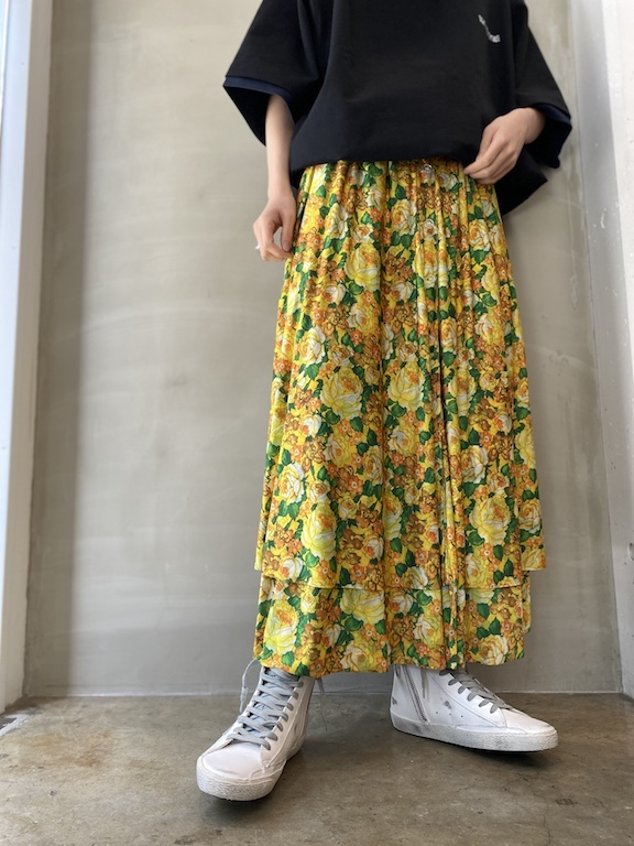 VETEMENTS 【40%OFF】DOUBLEスカート【20SS】