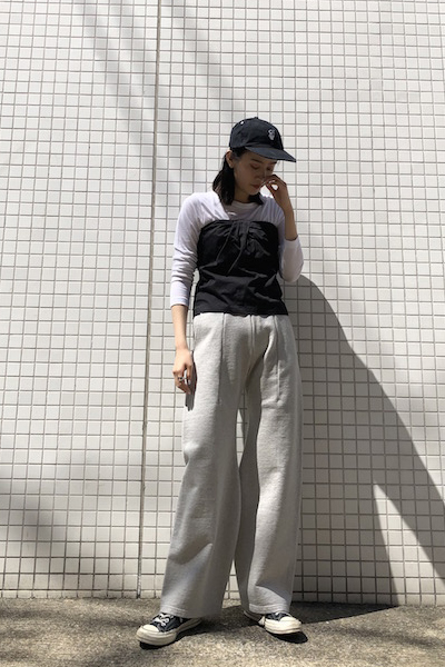 VETEMENTS 【40%OFF】DART スウェットパンツ【20SS】