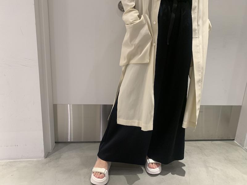 08 SIRCUS 【40%OFF】ロングシャツ【20SS】