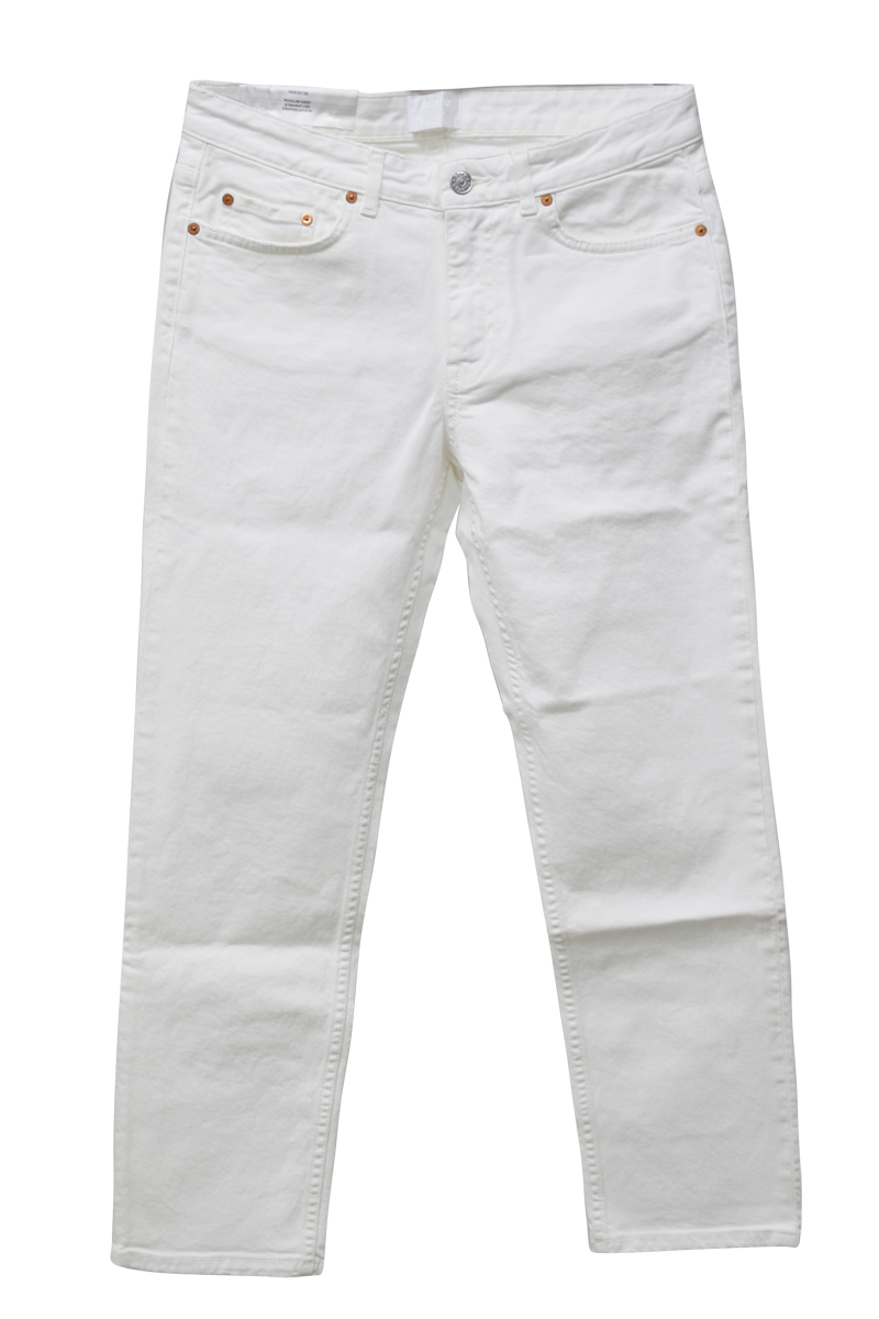 Acne Studios 【30%OFF】ホワイトボーイフレンドデニム(White Vintage)