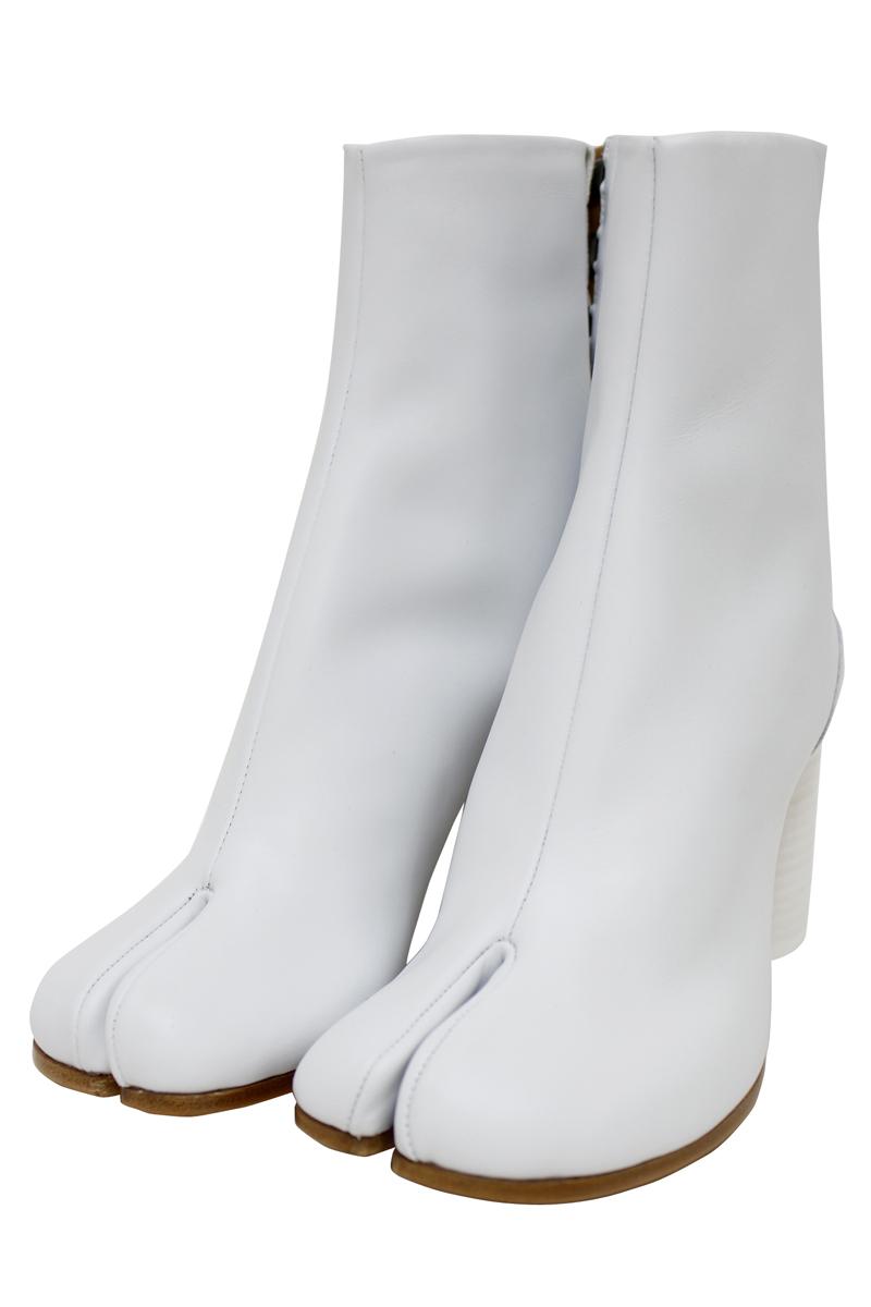 MAISON MARGIELA たびブーツ(WHITE)