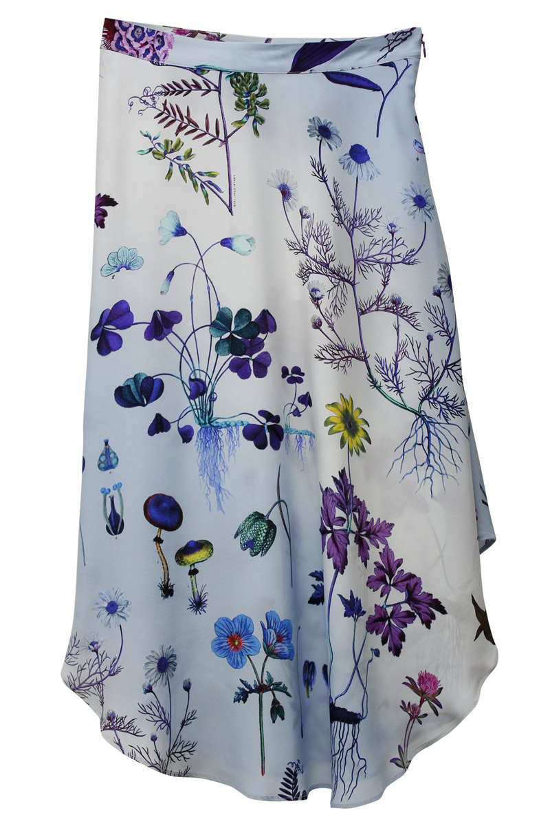 STELLA McCARTNEY 【40%OFF】花柄スカート【20SS】