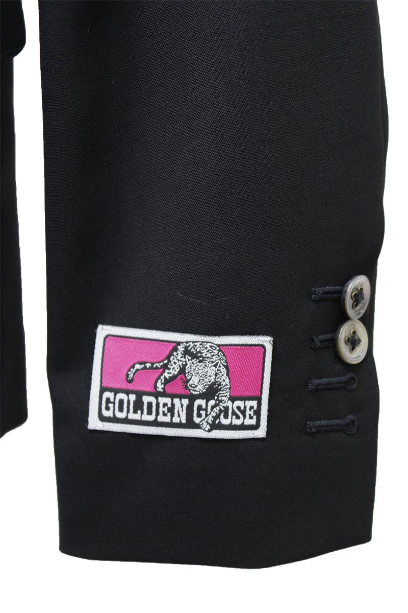 GOLDEN GOOSE DELUXE BRAND 【40%OFF】ビジューボタンジャケット【20SS】
