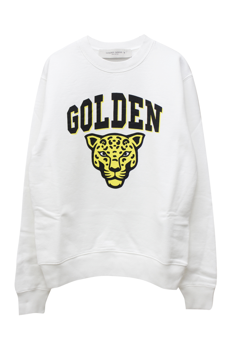 GOLDEN GOOSE DELUXE BRAND 【40%OFF】TIGERスウェットトップス【20SS】