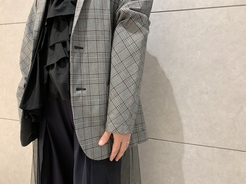 Kolor BEACON 【40%OFF】チェックジャケット