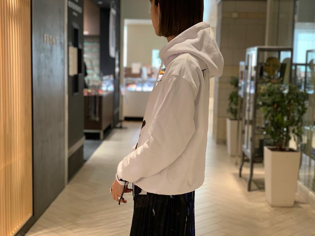 OFF-WHITE 【50%OFF】BRUSH ARROWフーディ
