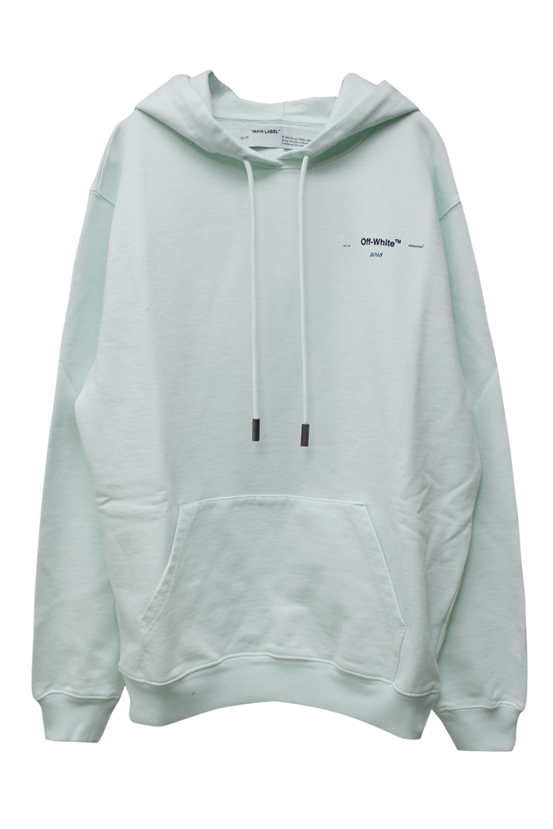 OFF-WHITE 【50%OFF】CORALSプリントフーディ
