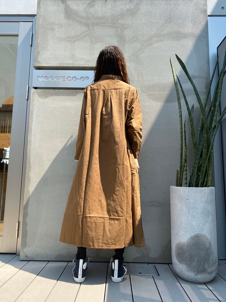 QUEENE and BELLE 【40%OFF】ステッチワンピース